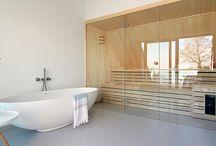 Wellness badkamer / Geniet van wellness in je eigen badkamer