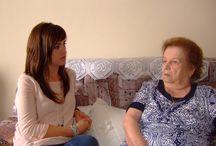 Mujeres Mayores Rurales / Fotografías, experiencias, consejos de mujeres mayores de los pueblos de España.