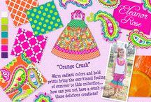 Orange Crush Collection / Orange Crush...releasing mid April!