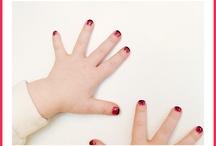 Cute Kiddo Fingernails / by Jenni Sprinz