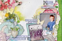 Scrapbook Inspiration / by Jeannette Lasseter