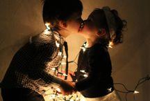 Onze kerstkaartjes ♡ / kerst