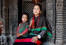 Woman ethnic
