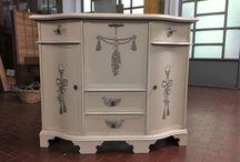 Idee Mobili / Ecco alcune immagini dei mobili restaurati/reinventati dal nostro team