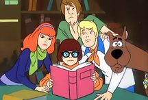 Scooby Doo!  / by Laura Cook