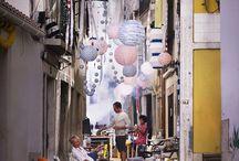 Дестинация: навън / Най-хубавото на града е това, че е пълен с невероятни места, които чакат да бъдат открити: от стълбите над градския площад до кея с неговия разхлаждащ бриз... Всичко е тук и чака да бъде трансформирано в перфектното кътче за пикник или четене на книга. http://www.ikea.bg/summer-collection/