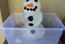 Snowman / Education