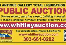 Red's Antique Galleries Complete Retirement Liquidation Auction