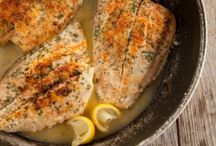 Recipes: Fish & Seafood / by Mary Gresham