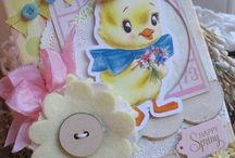 Cards: Easter / by Hope Brookins