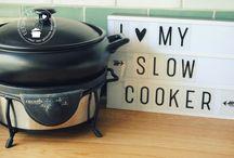 info slow cooker/crock-pot