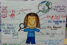 Anchor charts / Education / by Debbie Murphy