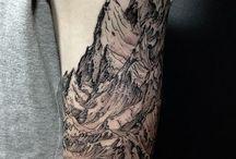 tattoeages // tattoos