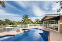 Coral Gables Waterfront Homes / A Home with a View . . .