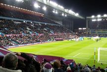 Villa Park 2016 / Images of Villa Park taken in 2016.  Home of Aston Villa Football Club.