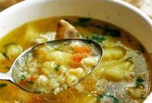 Затируха к супу