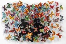 metal wall art / by Sue Horne-Bates