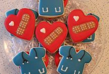 cute cookie ideas / by Yvette Granillo