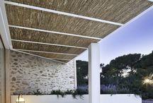 Porche / Terraza / Jardín