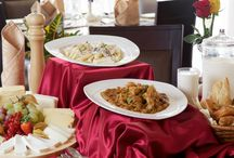 Dunes Delights Restaurant / Delectable delicacies with banquet and outdoor dining.