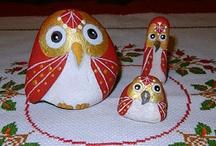 rock-birds