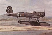 Bismarck: Arado AR-196