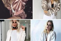 Celebrity Style Jackets / Wear what the celebrities do with our 15 best designs in this board - featuring kim kardashian - kylie jenner - gigi hadid and many more