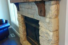 For the Home: Fireplace