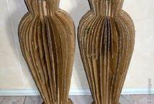 Vasos de Papelão