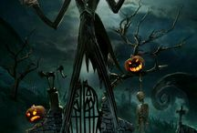 """""""THE PUMPKIN KING!"""" / ♫ I am the shadow on the moon at night, filling your dreams to the brim with fright! ♫"""