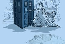 Doctor Who Nerdiness / by Carrie McDonald