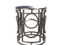 :::::ELE DECOR TABLE:::::ELE DECOR STOLIK::::: / Metalowy stolik Ele Decor w stylu New York Glamour Interior. Piękny ażurowy wzór, precyzja wykonania, możliwość modyfikacji kolorów i blatów. // Ele Decor metal table. This beautiful coffee table has extremely interesting, openwork pattern. it will look perfect in New York style interiors or glamour spaces