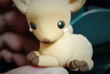 Polymer Clay / Cute Kawai You Can Buy And Make By Yourself.