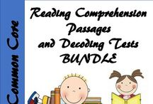 1st Grade Reading Comprehensin Passages BUNDLE / 1st Grade Reading Comprehension Passages BUNDLE. ***Save with a Bundle!*** Make reading comprehension fun for your students--and easy for you--