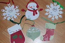 Christmas tags / by Carmen Graham