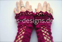 Breien - Handschoenen / breien - haken - naaien