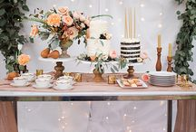 BACKDROP FOR DESSERT TABLE WEDDING
