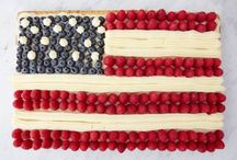 Be Patriotic - Fourth of July 2015 / Celebrate the Fourth of July with these food, crafts and outfit ideas.