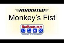 monkeys fist