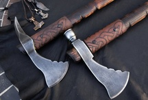 Tomahawk - throwing axe