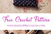 Crochet Bag Patterns / Free and paid crochet patterns for bags, tote bags, purses, clutch, beach bag, market bags and more!
