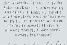 Kärleken är...