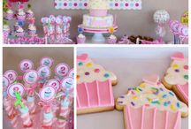Cupcake party ideas - M & E / Party ideas