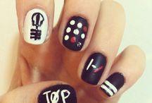 TOP nail art