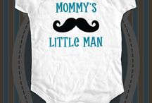 Mommy's little prince!