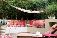 pool area ideas / by Doreen Llerena