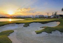 Golf Courses Spain - Murcia