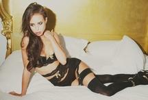 Sneak Peek AW13 / #lingerie #luxury #bodywear #swimwear