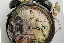 Altered clock's