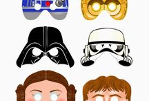 festa star wars printable